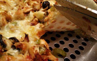 Ü's Power-Pizza